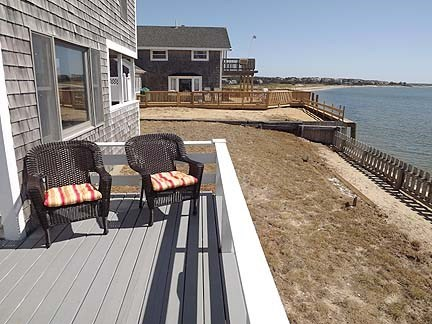 Chatham Cape Cod vacation rental - The Deck