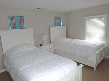 Chatham Cape Cod vacation rental - Another 2nd Floor Bedroom with Two Twins