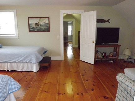 Chatham Cape Cod vacation rental - Another View of Second Floor Bedroom w/Two Twins
