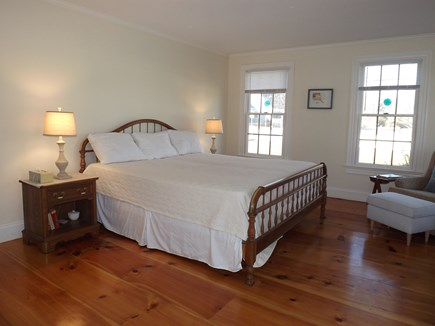 Chatham Cape Cod vacation rental - First Floor Master with King Bed & Full Bath