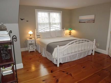 Chatham Cape Cod vacation rental - Second Floor Bedroom with King