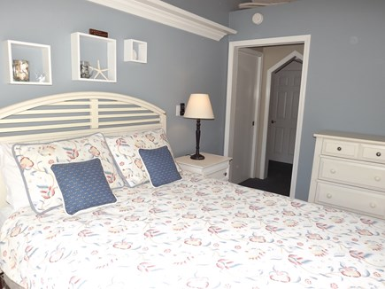 Chatham Cape Cod vacation rental - Second Floor Queen Bedroom