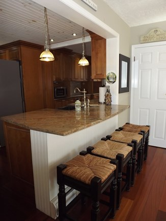 Chatham Cape Cod vacation rental - Breakfast Bar