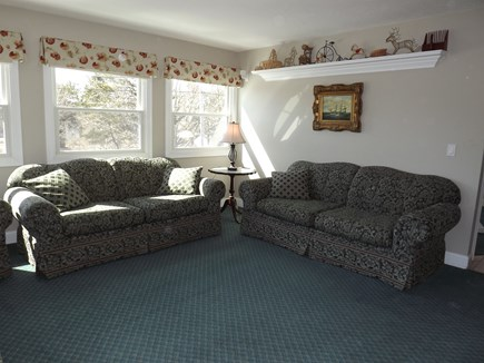 Chatham Cape Cod vacation rental - Second Floor Living Room