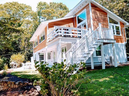 Woods Hole Woods Hole vacation rental - 2020 renovated 4BR/3BA with new Hardscape Patio, Outdoor Shower