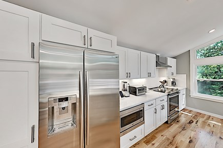 Woods Hole Woods Hole vacation rental - Modern kitchen - renovated in 2020. Fully equipped. D/W & A/C
