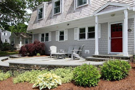 Mashpee, Popponesset Cape Cod vacation rental - Front Porch