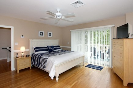 Mashpee, Popponesset Cape Cod vacation rental - Master Bedroom - King Bed