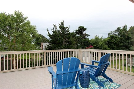 Mashpee, Popponesset Cape Cod vacation rental - Master En-Suite Deck
