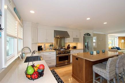 Mashpee, Popponesset Cape Cod vacation rental - Kitchen - Wine Fridge, Microwave, Coffee Machine...