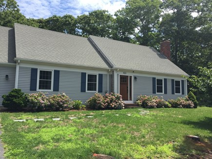 Brewster Cape Cod vacation rental - Welcome to our beach house! Brewster blues!