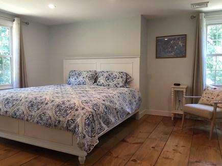 Brewster Cape Cod vacation rental - Second floor bedroom 1 – king bed