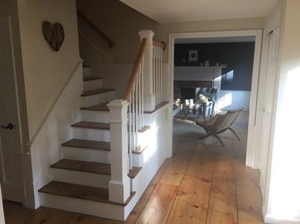 Brewster Cape Cod vacation rental - Stairwell