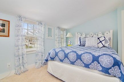 Chatham Cape Cod vacation rental - Third bedroom with queen bed on second floor.