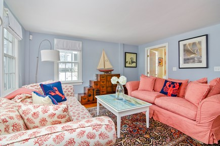 Chatham Cape Cod vacation rental - Cozy second living room provides more space for family to enjoy.