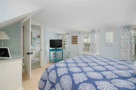 Chatham Cape Cod vacation rental - All bedrooms have flatscreen TVs. Home also has free WiFi.