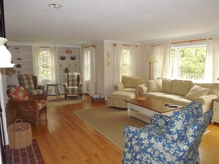 Chatham Cape Cod vacation rental - Living Area with Comfortable Seating