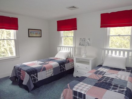 Chatham Cape Cod vacation rental - Second Floor Bedroom with Two Twin Beds