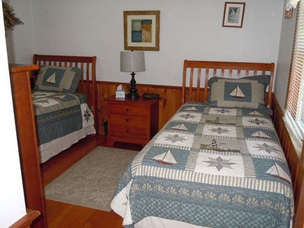 W. Chatham  Cape Cod vacation rental - Twin bedroom