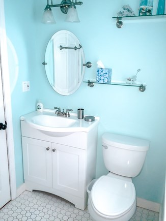 W. Chatham  Cape Cod vacation rental - Updated Main Bathroom