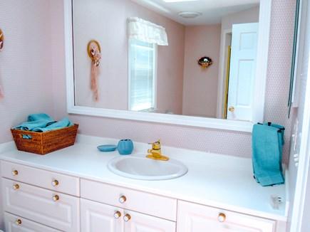 W. Chatham  Cape Cod vacation rental - Master bath
