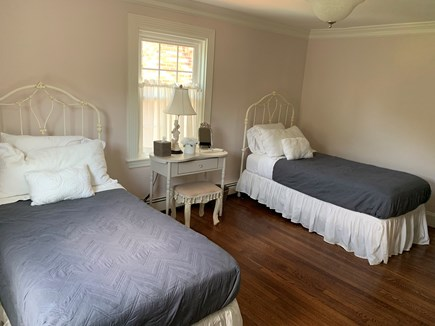 Dennis Cape Cod vacation rental - Bedroom 3 with Two Twin Beds