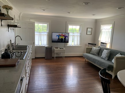Dennis Cape Cod vacation rental - Kitchenette/Family Room