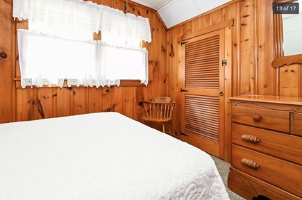 Harwich Port Cape Cod vacation rental - Upstairs bedroom with queen bed.