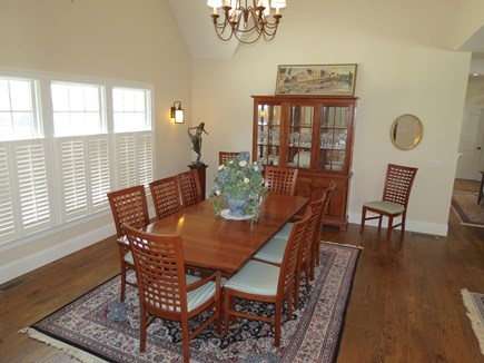 Orleans Cape Cod vacation rental - Indoor dining if and when you're not dining al fresco on the deck