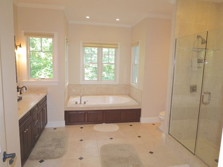 Orleans Cape Cod vacation rental - Superb bath design and quality.