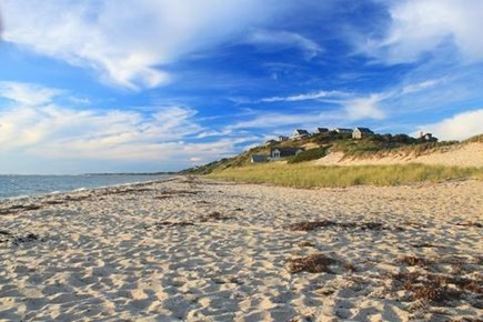 Truro Cape Cod vacation rental - Walk to Corn Hill Beach (.7 miles, about 10 minutes)