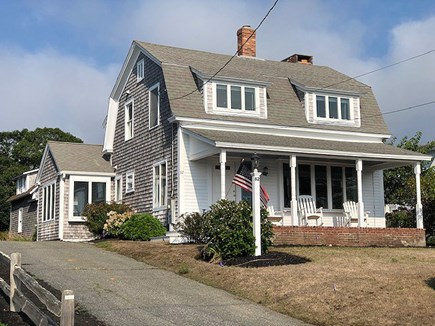 Harwichport Cape Cod vacation rental - Four Bedroom Home Overlooking Picturesque  Wychmere Harbor