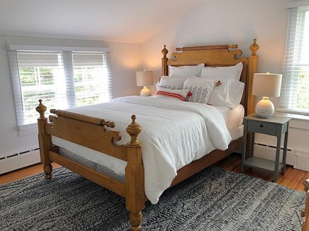 Harwichport Cape Cod vacation rental - Second Floor Bedroom with Queen Bed, High Quality Furnishings, TV