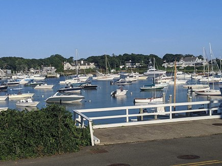 Harwichport Cape Cod vacation rental - View of Wychmere Harbor from the House