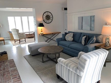 Harwichport Cape Cod vacation rental - Multiple Bright, Light Living Areas with Comfortable Furnishings