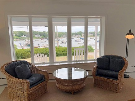 Harwichport Cape Cod vacation rental - Views of the Harbor Abound from Almost Every Room in the House