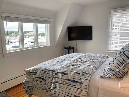 Harwichport Cape Cod vacation rental - Second Floor Bedroom with Queen Bed and a Gorgeous View