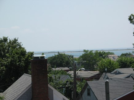 Provincetown Cape Cod vacation rental - Views from the deck