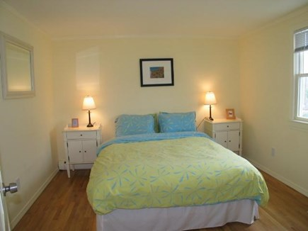 Provincetown Cape Cod vacation rental - Bedroom #2 with queen size bed