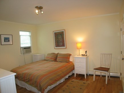 Provincetown Cape Cod vacation rental - Bedroom #1 with queen size bed and TV
