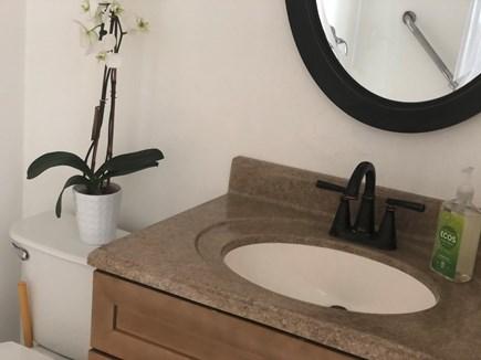 Bourne Cape Cod vacation rental - First floor bathroom