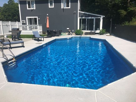 Bourne Cape Cod vacation rental - Entire Pool