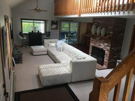 Bourne Cape Cod vacation rental - Entertaining Living Room