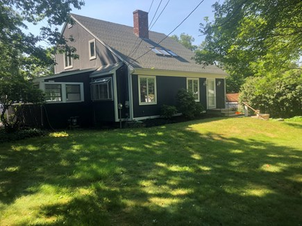 Bourne Cape Cod vacation rental - Front of the house