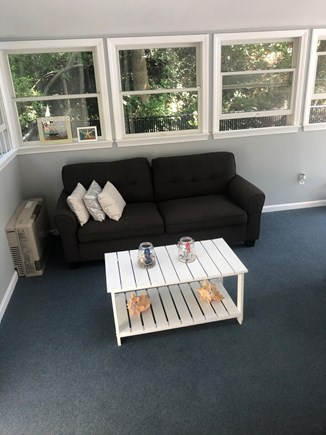 Bourne Cape Cod vacation rental - Pullout couch