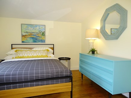 East Falmouth Waterfront Cape Cod vacation rental - Queen bedroom