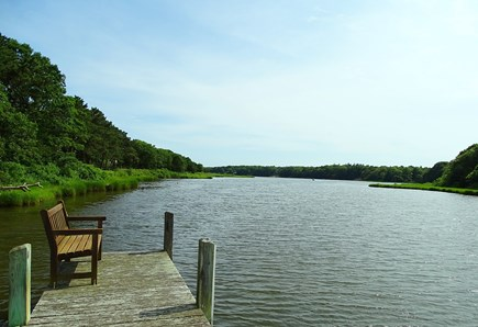 East Falmouth Waterfront Cape Cod vacation rental - Beautiful setting – use our kayaks