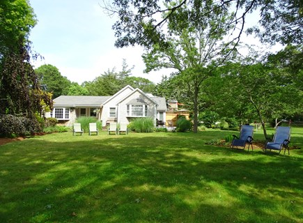 East Falmouth Waterfront Cape Cod vacation rental - Spacious and peaceful setting – remodeled home on water