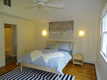 East Falmouth Waterfront Cape Cod vacation rental - Queen master with private bath