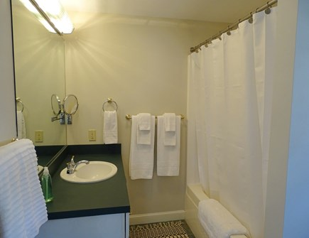 East Falmouth Waterfront Cape Cod vacation rental - Full master bath